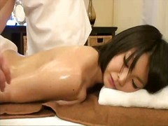 Ah-Me Movie:Bridal salon massage spycam
