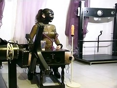 Kinky serf pussy using... preview