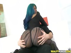 Horny ebony gemini lov... preview