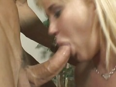 tits, deepthroat, throat, cock, big