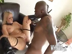 cumshot, big boobs, interracial,