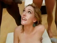 facial, big, gangbang, big boobs