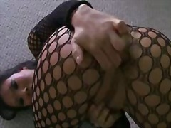 PornSharia Movie:Stunning black haired asian po...