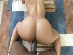 interracial, cock, big boobs, ebony