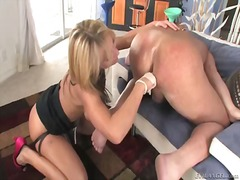 blonde, nikki sexx, fetish