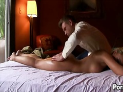 Delightful massage and...