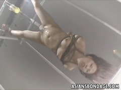 Yobt Movie:Thai gal bond and filled