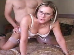 swinger wife drilled b... video