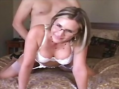 swinger wife drilled b...