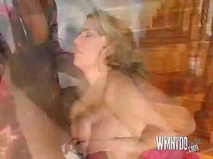 cumshot, doggy, big boobs, big