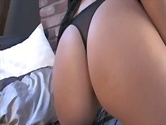 Keez Movies - Brunette hottie shows ...
