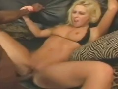 interracial, cock, black, eating,