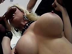 LiveGonzo Diamond Foxx... video