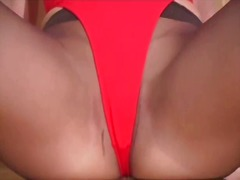 Stockings anus chewing for... - 06:00