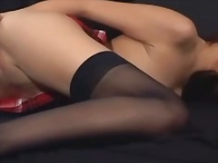 pussy, stockings, babe, shaved,