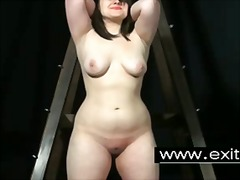 AlotPorn Movie:Bondage spanking and pain for ...