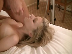 Sweet chelsea taking f... video