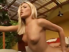 hungarian, shaved, blonde, pornstar