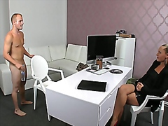BLOND FEMALE AGENT.720 video