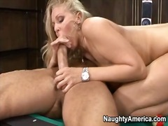 High heeled julia ann ...