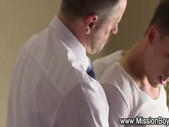 BoyFriendTV Movie:Missionary elder guilty blowjob
