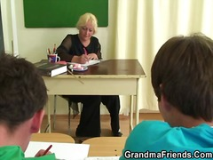 Mature teacthis guyr i... video