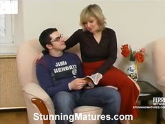 Stunning matures presents ... - 07:12