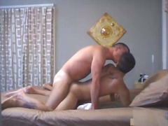BoyFriendTV Movie:Hot gay guys ass banging on a bed