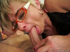 Cock hungry mature sho... video