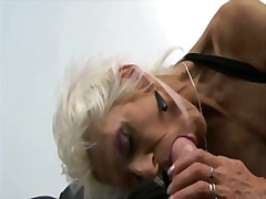 AlotPorn Movie:French granny loves anal by yo...