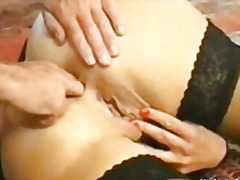 H2porn Movie:French-german granny anally fi...