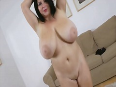 Bbw monstrous tits fin... preview