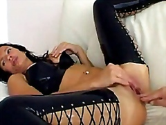 ANAL FISTING AND BIG TOYS video