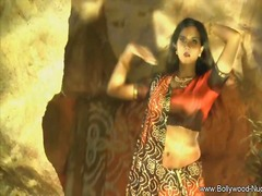 Exotic bollywood beaut... video