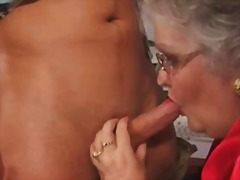 Big granny need a youn... video