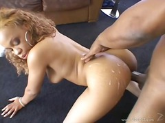 Ah-Me Movie:Bootylicious babe melrose foxx...