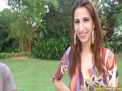 Amazing latina chick y... video