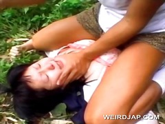 Asian schoolgirl turne... video