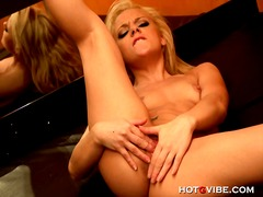 PornerBros - Stunning blonde makes ...
