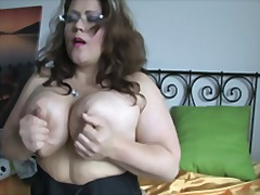 Tasty milf play her pu... video