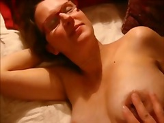 pov, milf, cream, amateur, pie