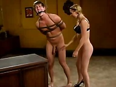 Captive male lexi belle