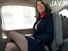 PornoXO - Japanese babe making o...