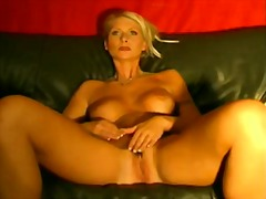 Mature blonde want to ... video
