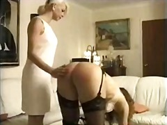 A good caning a day ke... video