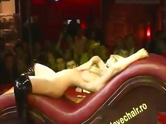 Thumb: Sleaze stripper sittin...