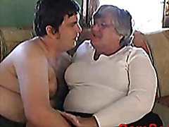 Granny Sex Teacher - F... video