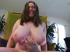 Big titted hairy cunt ... video
