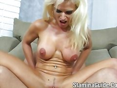 Thumb: Hot blonde victoria sc...