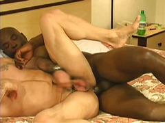 interracial, barebacking, fucking, ass, latino, anal